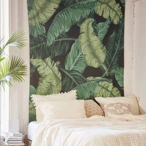 UO Banana Leaf Tapestry